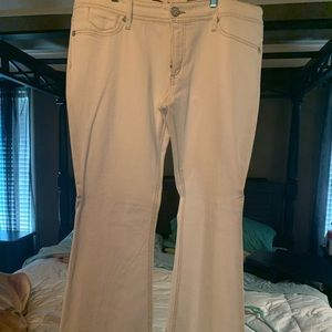 Seven 7 Jeans With Accents Size 16